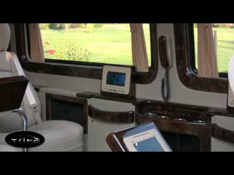 Trimo Mercedes Sprinter Mobile Office 1