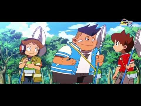 Yo-Kai Watch Ep 1 - Spacetoon - يو كاي واتش الحلقة 1 - سبيس تون