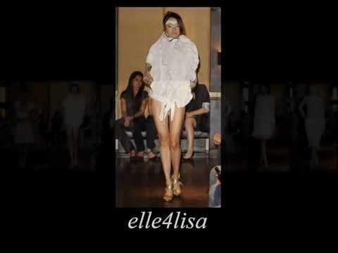 ELLE4LISA WOMAN EMANUELLE LONDON FASHION WEEK (видео)