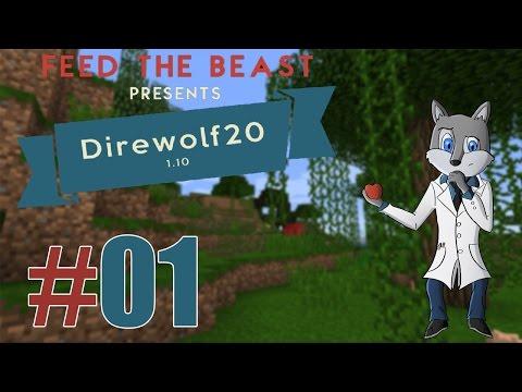 Καινούργια Season|Feed The Beast S3EP01