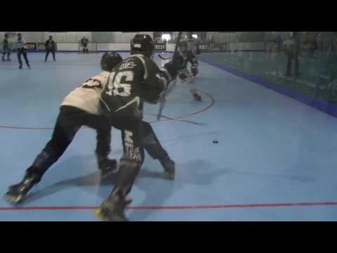 Bullets v Cyclones 2nd Game U16 BIPHA roller hockey Nationals 25 6 2017