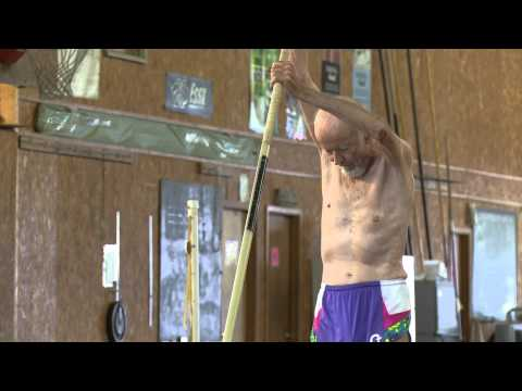 90 Year Old Pole Vault World Record Holder