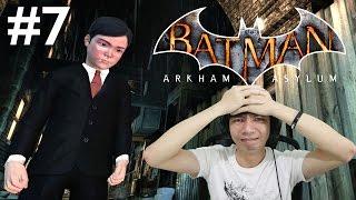 Video Masa Kecil Batman - Batman Arkham Asylum - Indonesia Part 7 MP3, 3GP, MP4, WEBM, AVI, FLV Agustus 2019