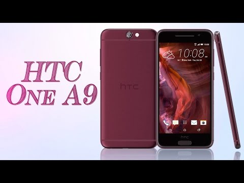 HTC One A9 Video Review