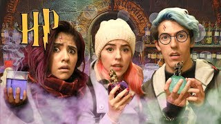 Video THEY INSPIRED THEMSELVES IN THIS COUNTRY TO CREATE HARRY POTTER | POLINESIOS VLOGS MP3, 3GP, MP4, WEBM, AVI, FLV Oktober 2018