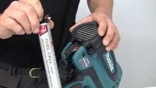 Makita Gas Nailers with Alan Holtham