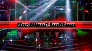 The Voice Cambodia - Blind Audition