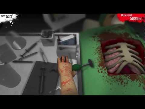 Surgeon Simulator 2013 - Bossa Studios entry - Global Game Jam 2013