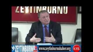 CHP Zeytinburnu Belediye Başkan Aday Adayı Salih Zeki Durmuşoğlu Basın Açıklaması