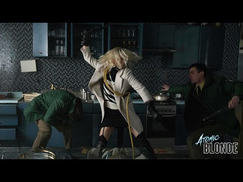 Atomic Blonde (Clip 'Father Figure')