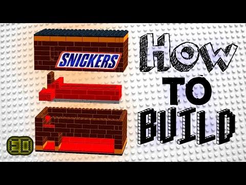 Instructions Lego Candy Machine V40 Hot Videos 2018