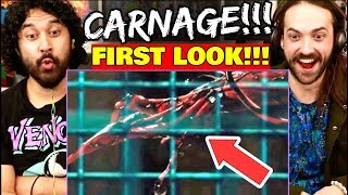 LEAKED CARNAGE FIRST LOOK! Venom 2 Trailer Update - REACTION!!! by The Reel Rejects