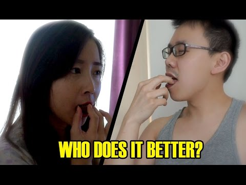 it - Hello Youtube Fambam, Today's Vlog: Who does it better? Doggie bonding, Let us in, The card master, Big and healthy Love, the Bubz family xo Subscribe to my Vlog channel for daily doses...