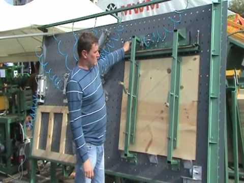 Пресс для склеивания древесины своими руками 48