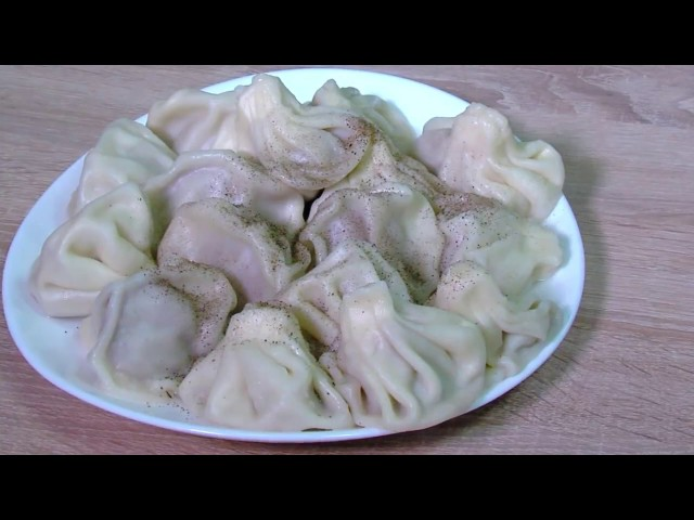 How to Make Khinkali