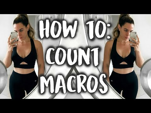 How to lose weight - HOW TO CALCULATE YOUR MACROS TO LOSE WEIGHT OR BUILD MUSCLE