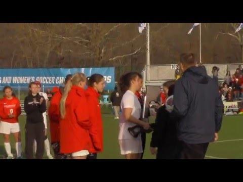 Women's Soccer vs. Williams