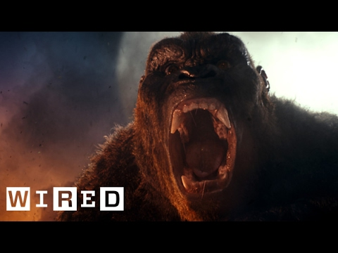 A Look at the Amazing Visual Effects in Kong Skull