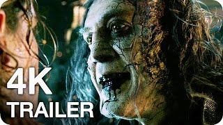 PIRATES OF THE CARIBBEAN 5: DEAD MEN TELL NO TALES Teaser Trailer 4K UHD (2017) by New Trailers Buzz