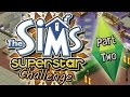 Let's Play The Sims Superstar Challenge (Part 2) - Country Music and Clones