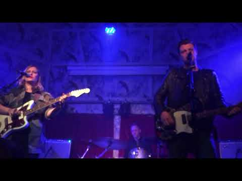The Rails , The Cally , Deaf Institute , Manchester , 15 /9/17