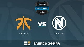 fnatic vs. EnVyUs - ESL Pro League S5 - de_inferno [CrystalMay, SleepSomeWhile]