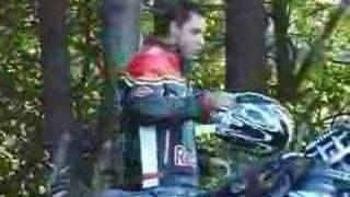 Biker in the Woods part 1