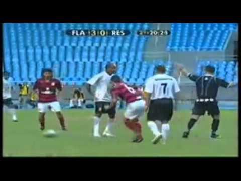 Carioca 2009 - Flamengo 4x0 Resende