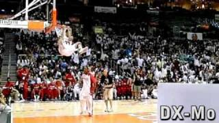 Peyton Siva (Dunk #1) - 2009 McDonald's High School All-American Dunk Contest