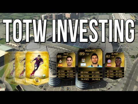 FIFA 14 Ultimate Team | TOTW Investing #EP1 – Aguero, Isco and Alaba!