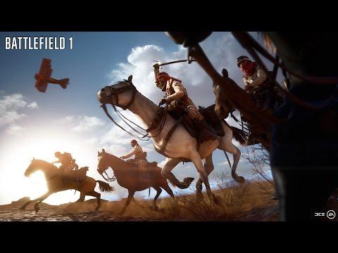 Челюсть упала от нового трейлера Battlefield 1
