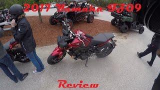 9. 2017 Yamaha FZ-09 Review