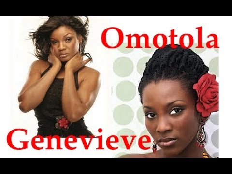 Nollywood Movie: Genevieve Nnaji OR Omotola Jalade-Ekeinde??