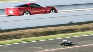 RC Cars Vs Real Cars
