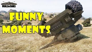 Crazy & funny moments from World of Tanks to make your Mondays better! This time on the menu: flying tanks, epic wins and fails, RNG on overdrive, a very unfortunate S1 and a brand new game mode... ;)► PLAY WORLD OF TANKS FOR FREE: https://goo.gl/NopXpJ► PLAY WORLD OF WARSHIPS FOR FREE: https://goo.gl/GJhVxS(Official Wargaming affiliate links)REPLAY SUBMISSION / CONTACT: - Replay Website: http://justforlolzfyi.wot-record.com - Emails: JustforlolzFYI@yandex.comWORTH A LOOK:►THE RNG STORE: https://www.teespring.com/stores/the-rng-store►FACEBOOK: https://www.facebook.com/justforlolzfyi►TWITTER: https://twitter.com/JustforlolzFYI►TWITCH: http://www.twitch.tv/justforlolzfyi►FAQ: https://goo.gl/S7kWJq♥ SUPPORT THE CHANNEL:PAYPAL - https://goo.gl/4brPAHMUSIC: (courtesy of Epidemic Sound)All In At Night 1 - Niklas GustavssonHouse Lovers 2 - AndreasPsychedelic Balloons 1 - Martin LandhTitans - Johannes BornlöfCREDITS:Channel Art: https://goo.gl/zLZnzAJustforlolzFYI Logo by KatakINTRODUCTION:JustforlolzFYI here, your new favorite World of Tanks YouTuber and creator of the World of Tanks Funny Moments, World of Tanks Arty Party and World of Tanks TOP 5 series! Daily videos covering funny moments compilations, RNG montages, EPIC gameplay, guides, reviews, regular giveaways and more!  Want to see your World of Tanks gameplay or funny moment on the channel? Don't hesitate to send in your replay via the email address below, or upload it directly to http://justforlolzfyi.wot-record.com.I mainly play and feature World of Tanks PC, but if you are a fan of World of Tanks Blitz, World of Tanks Xbox One or World of Tanks PS4, your funny moments could still get featured in a special montage! Looking for some live World of Tanks gameplay or want to ask something? Check out my regular World of Tanks TWITCH streams on: http://www.twitch.tv/justforlolzfyiEnjoy the content!