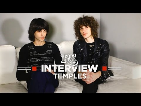 Interview mit Temples
