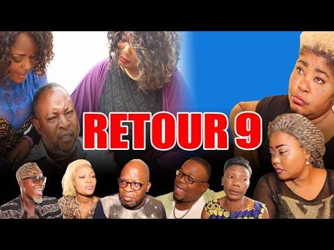 RETOUR 9 ÈME PARTIE ET FIN FILM CONGOLAIS NOUVEAUTÉ 2020