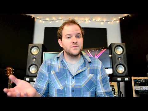 Home Studio Necessities #2 – DAW/Recording Software