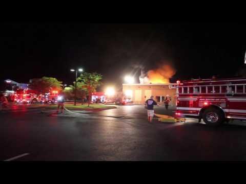 Bob Evans Fire (5.14.2016) Easton, MD