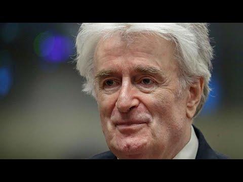 Χάγη: Ξεκίνησε η δίκη του Κάρατζιτς σε δεύτερο βαθμό