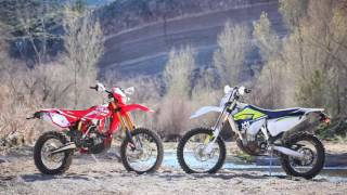 5. 2016 BETA 500 RS VS 2016 HUSQVARNA FE5 501 S: DUAL-SPORT COMPARISON-CYCLE NEWS - Cycle News