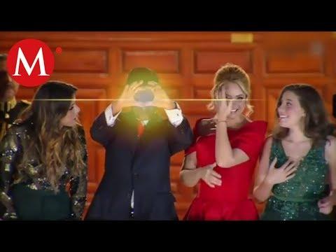 Momentos que nos regaló el presidente Peña al dar el grito |Momentos