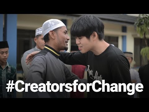 LIVING WITH MUSLIMS w/ TOMMY LIMMM - Creators for Change | Film Maker Muslim