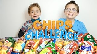 Video CHIPS CHALLENGE entre frères ! 17 GOÛTS ! Lay's, Bret's, Herr's, Ruffles, Friday's ... MP3, 3GP, MP4, WEBM, AVI, FLV November 2017