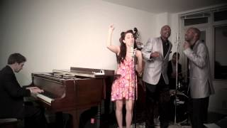 We Can't Stop - 1950's Doo Wop Miley Cyrus Cover ft. Robyn Adele Anderson, The Tee - Tones