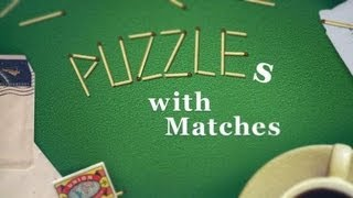 Puzzles with Matches YouTube video