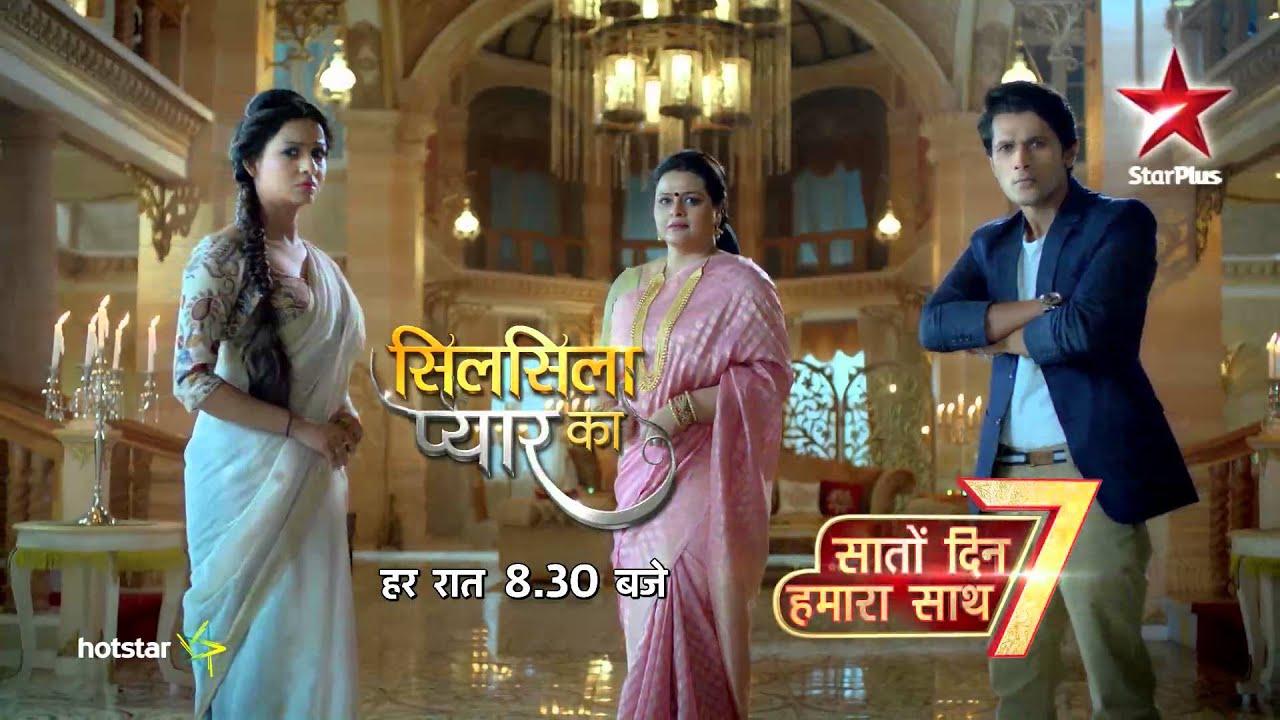 Silsila Pyaar Ka- Sakshi and Raunak promo