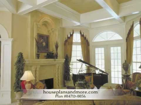 Sunbelt Style Homes Video 1 | House Plans and More