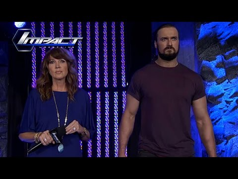Dixie Carter Puts It All On The Line... GFW vs TNA for Full Control (Sep 2, 2015)