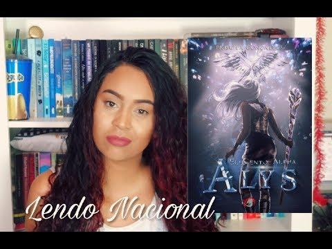 Alys - Elemento Alfa (Priscila Gonçalves) #LendoNacional